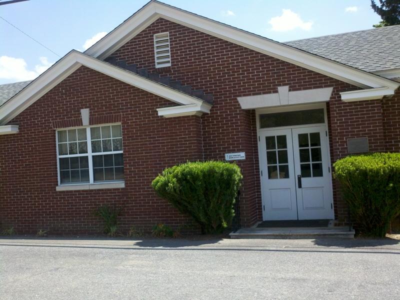 church entrance for tutoring