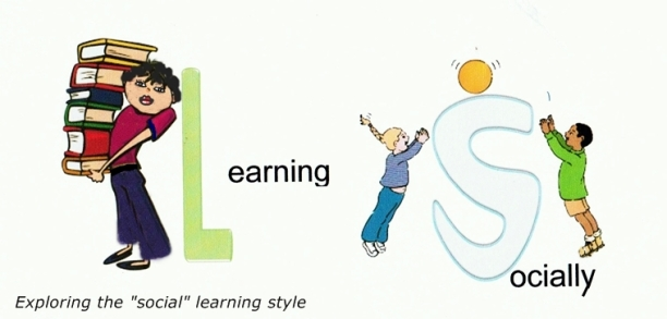 "exploring the ""social"" learning style"